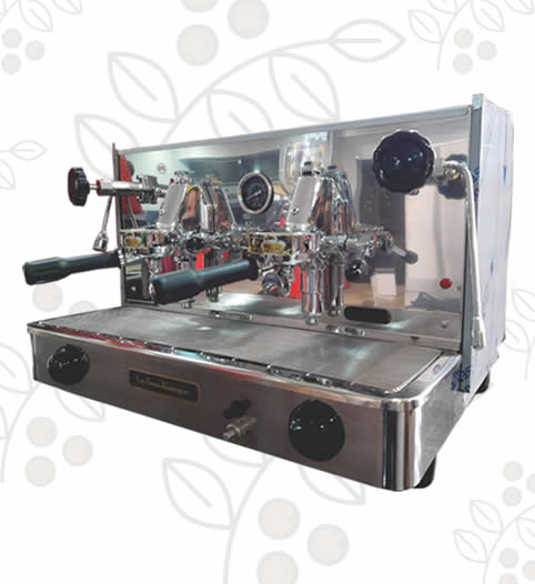 Máquina de Café Express/Capuchinera La San Giorgio Épica a Gas