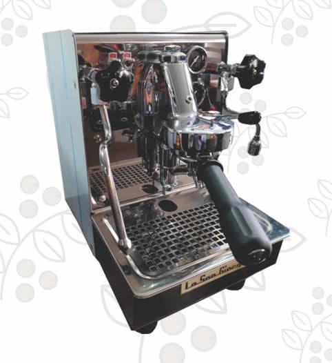 Máquina de Café Express/Capuchinera La SanGiorgio Bar 1 Grupo Leva