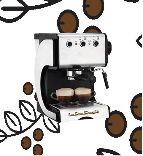 Máquina de Café Express/Capuchinera ECO