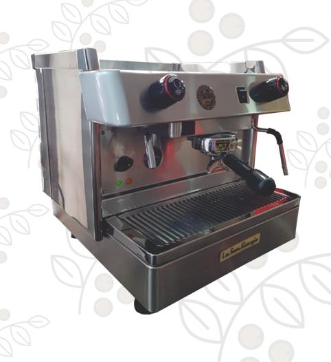 Máquina de Café Express/Capuchinera LaSan Giorgio 2GO Semi a Gas