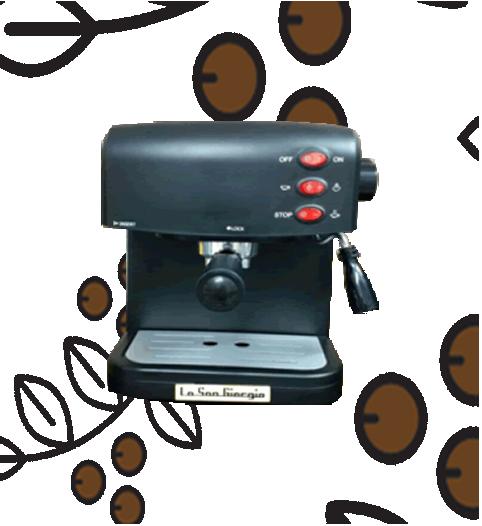 Máquina de Café Express/Capuchinera Profesional MINI