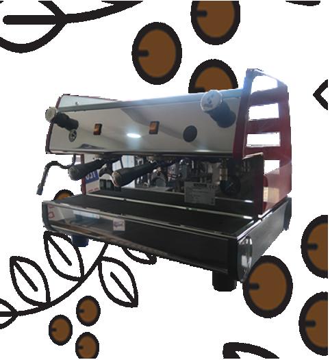 Máquina de Café Express/Capuchinera Pavoni dos Grupos Semi Automática