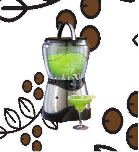 Máquina Margarator para granizados, cócteles y margaritas