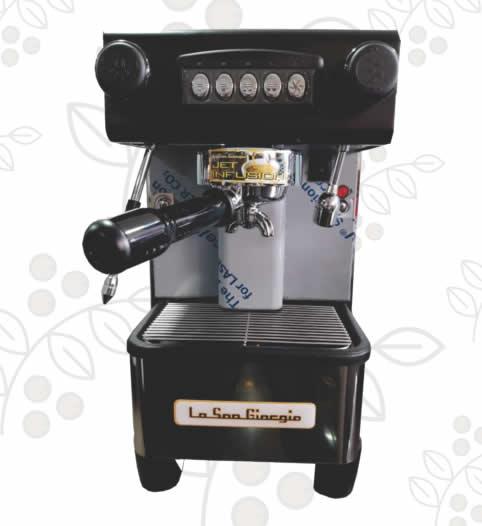 Máquina de Café Express/Capuchinera LaSan Giorgio Bar 1 Grupo Automática