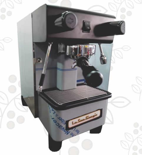 Máquina de Café Express/Capuchinera Bar 1 Grupo Semi Automática