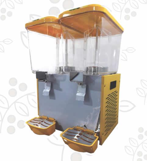 Dispensador refrigerador de bebidas Turbomix
