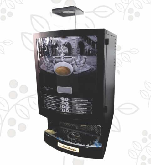 Máquina de Café Express/Capuchinera de Café Piazza FX-400